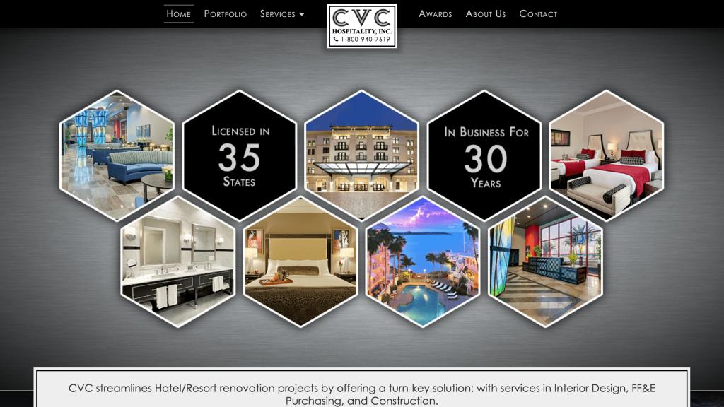 CVC Hospitality